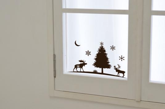 """"""" クリスマス """" ステッカー(Xmas sty..."""