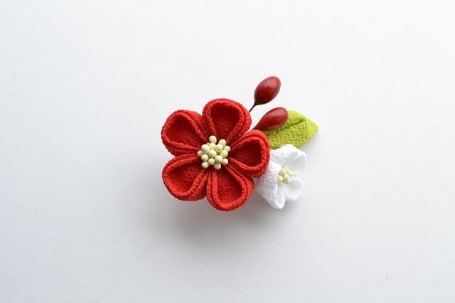 tumami*ちんまり祝い花 クリップ(受注生産)