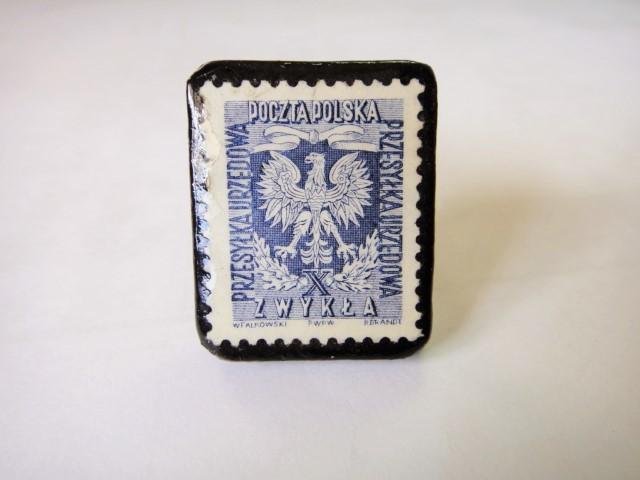 ポーランド  切手リング1431