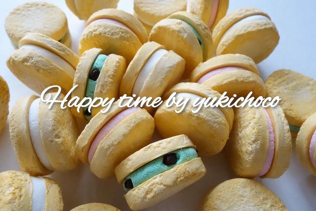 手作りパーツ・クッキーサンド