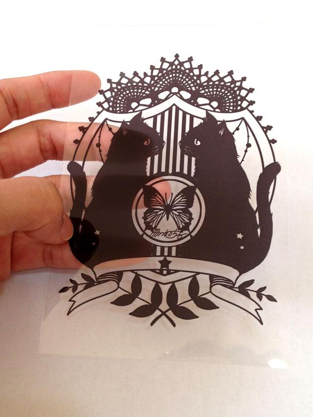 「運命の輪」クリアカード