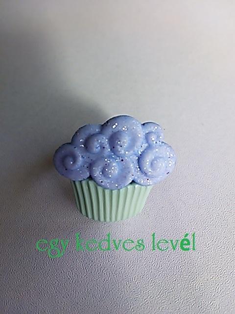 カップケーキリング(カップ緑)