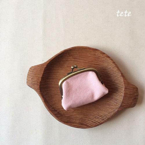 miniがま:Basic(薄ピンク)