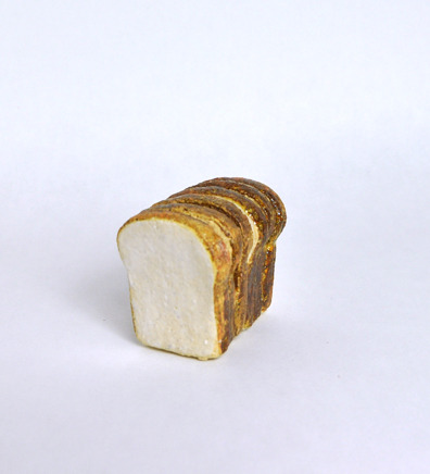 食パンのペーパーウェイト(六つ切り)