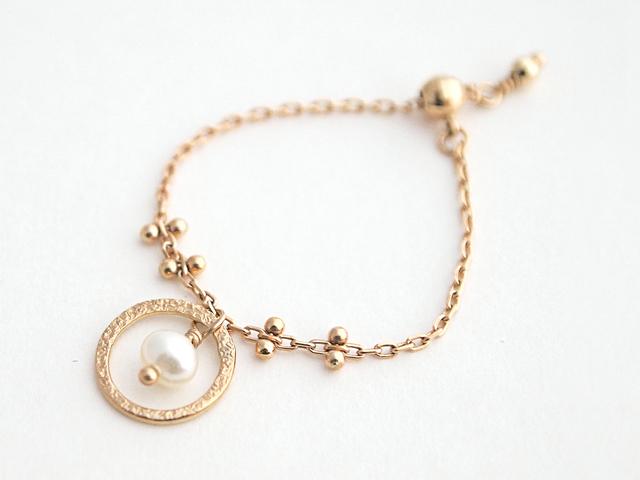 K10 Halo Moon Pearl Chainring