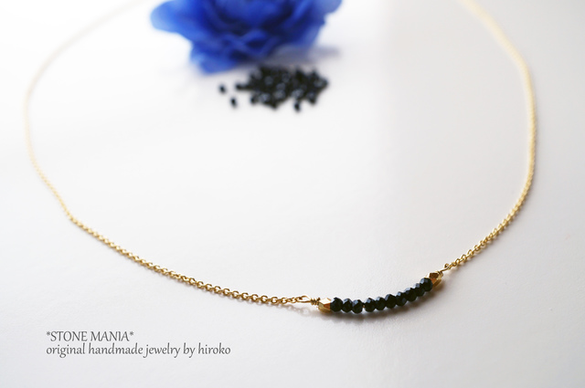 ?Noir��necklace?