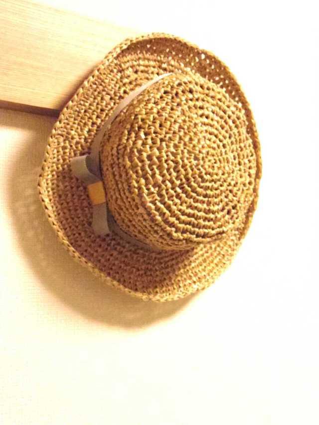 再販summer hat Sサイズ