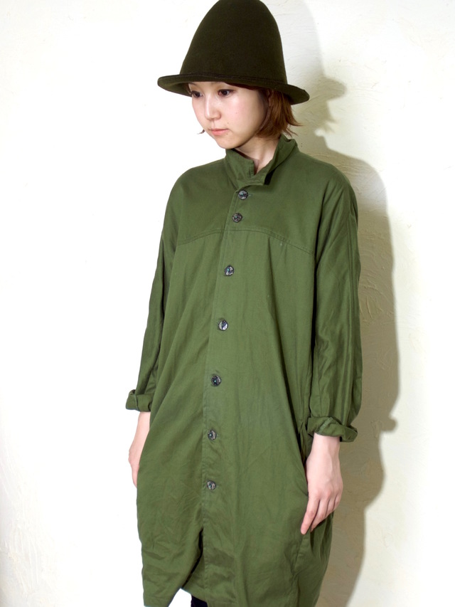 Le Lectier one piece/ ivy green