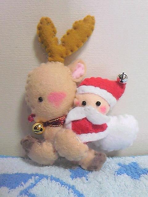クリスマスの名コンビ☆★
