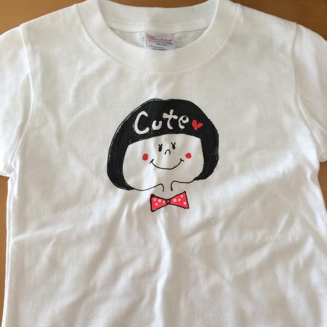 にがおえ風Tシャツ