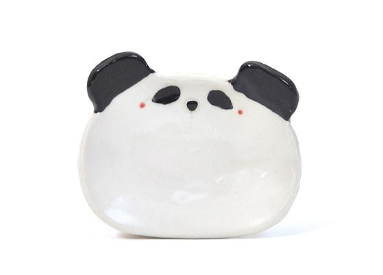 きっと恋する☆パンダ小皿