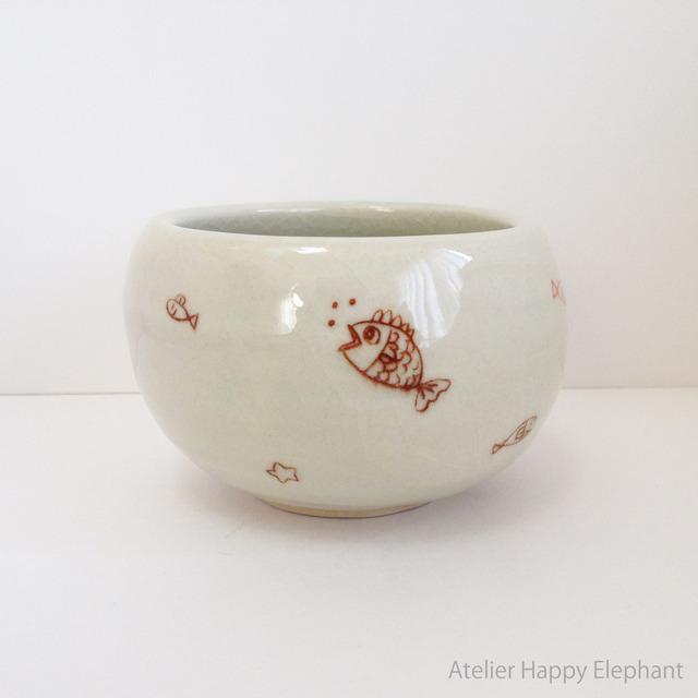 おさかなのカップ(小)C