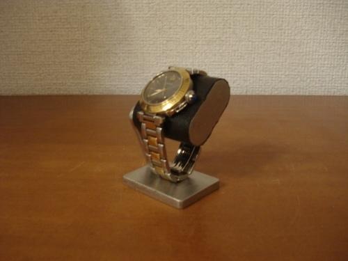 コンパクトだ円腕時計スタンド ベルト台座接触バージョン ak-design