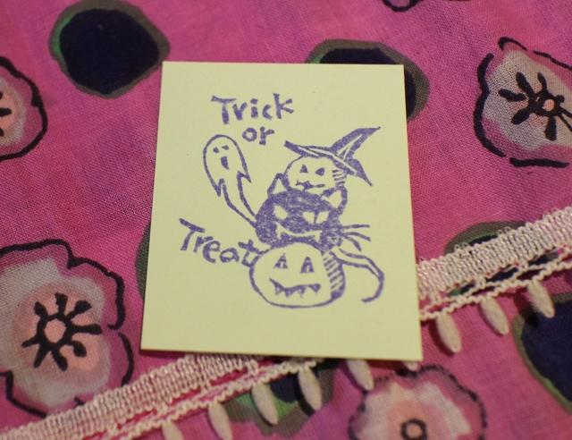 Trick or Treat * ǭ�ϥ?����Ϥ�