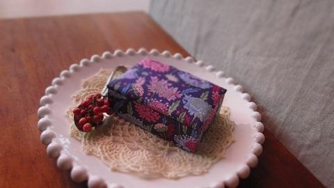 リバティMoholy布箱/Mサイズ