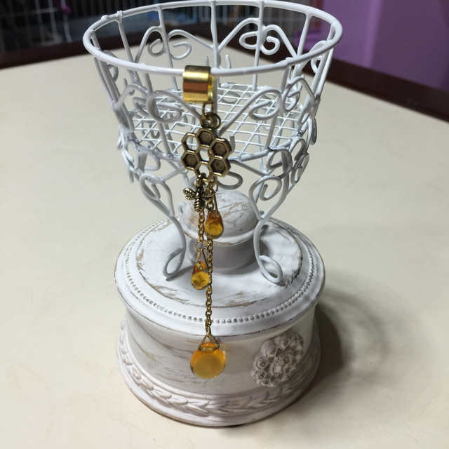 展示3  蜂蜜蜜蜂カフス