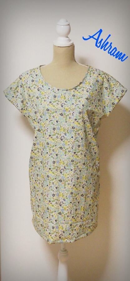 simple*tunic Libertytype Olive
