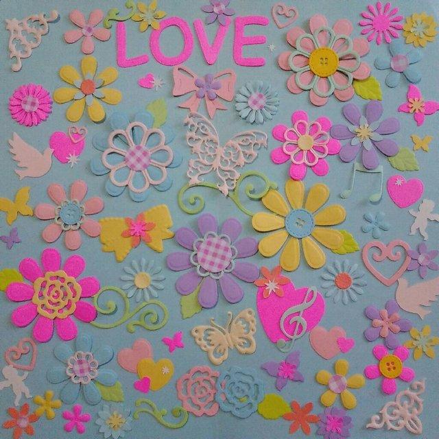 LOVE?パステル系Craft