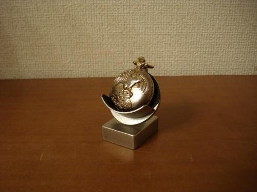 懐中時計スタンド どっしりブラック懐中時計収納、ディスプレイスタンド ak-design