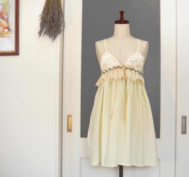 【SALE】Wings of Tinker Bell/ベビードールワンピース【¥10,000→¥8,000】