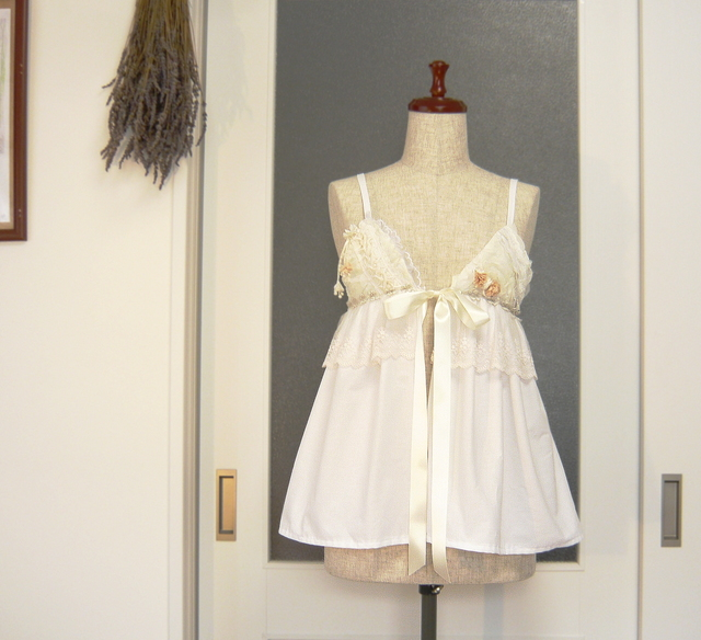 【SALE】Innocence of the maiden/ベビードールキャミソール【¥7,000→¥5,000】