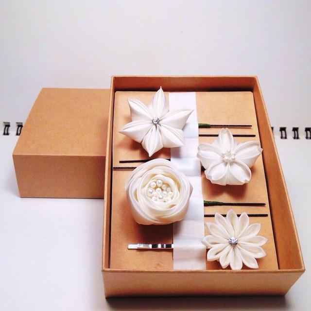 【選べる3種】お花のプチギフトセット