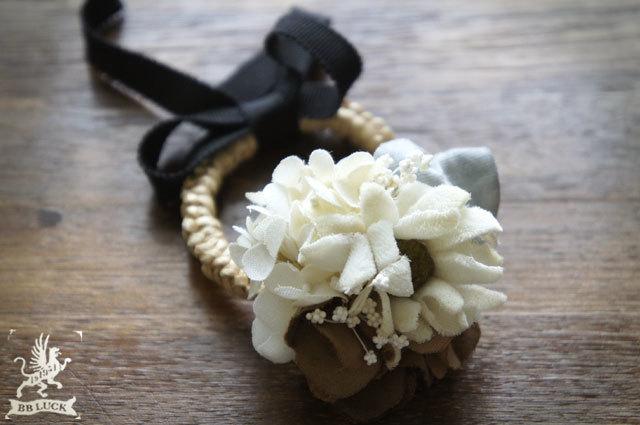 hair tie�� �� �۲֥إ����� �� hydrang...