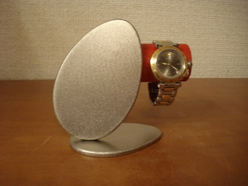 レッドかわいいダブルエッグ腕時計スタンド  たまごたまごでごめんなさい