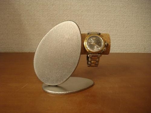 かわいいダブルエッグ腕時計スタンド