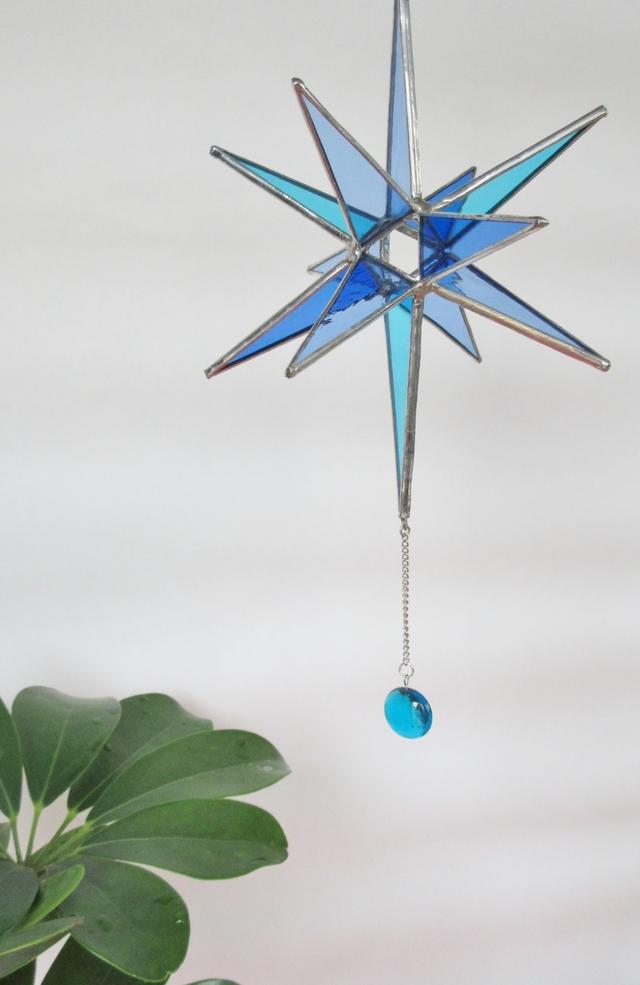 Blue shining stars 揺れるナギット