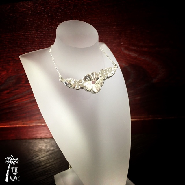 - pua laua'e -Hawaiian jewelry-