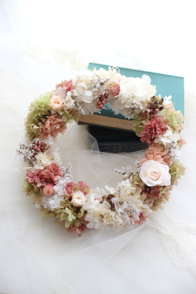 welcome wreath #118 [ギフト×リース×ウエディング]