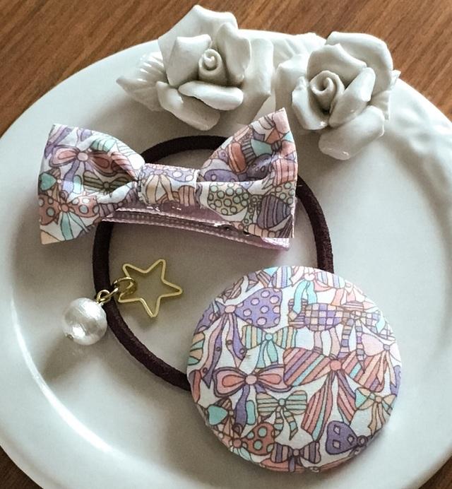�ޥޤȤ�·����Хƥ��� Jenny's Ribbons ������쥻�å� �ɥ��