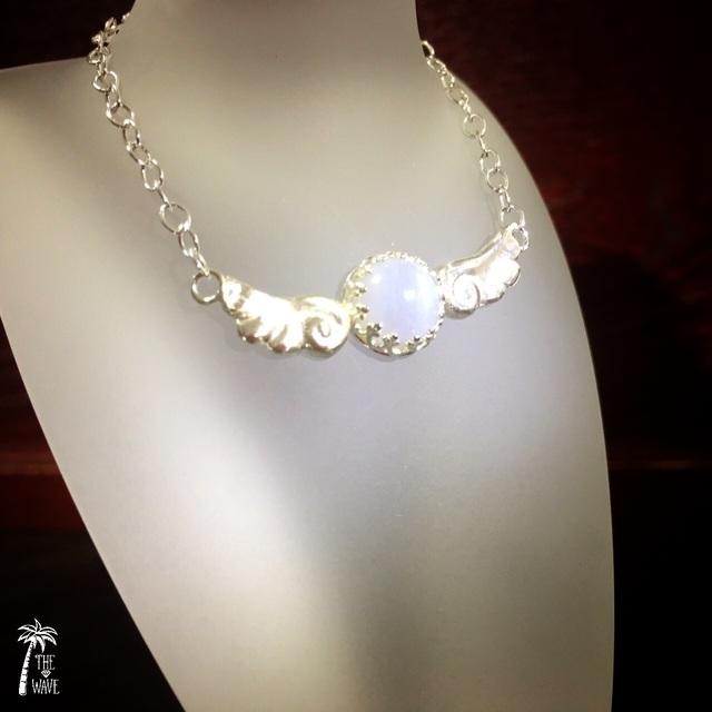 天使の羽根 - ブルーレースアゲ—ト -