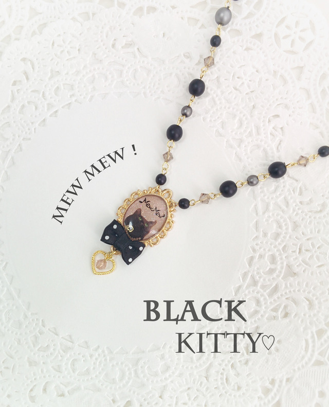 Black Kitty?�ڥ�����