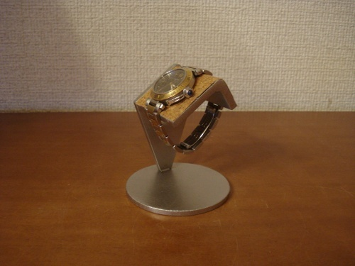 時計スタンド ノーマル一本掛け腕時計スタンド  アングル ak-design