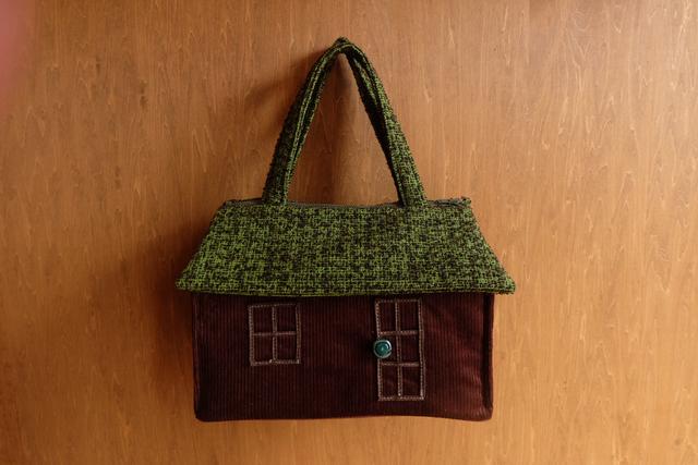 OUCHI box bag L ���⤳�⤳�����