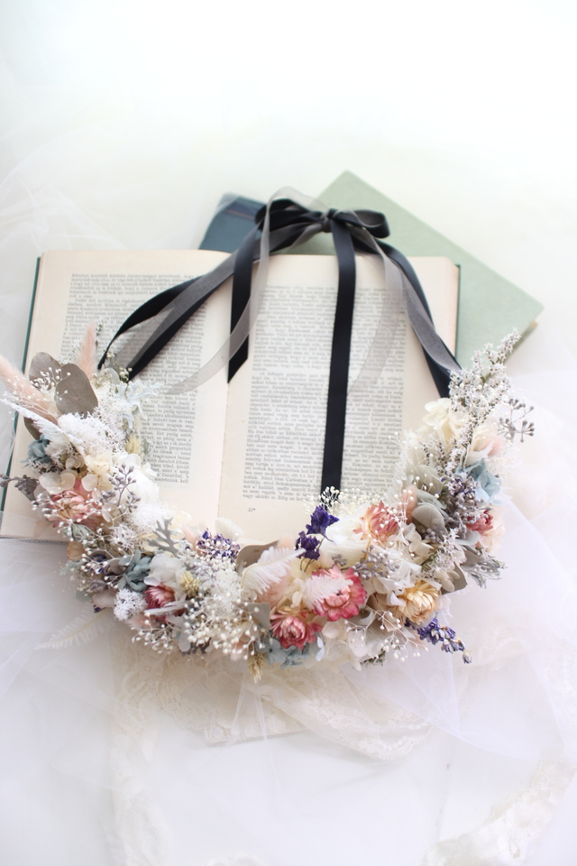 wreath bouquet #101 [ブーケ×リース×ウエディング]