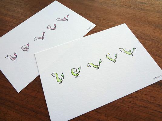 kozakuraポストカード