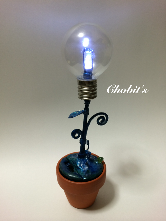 Plant Light『電球の実』