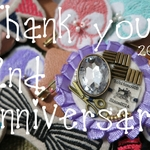 2nd anniversary☆Thank you-sale!!