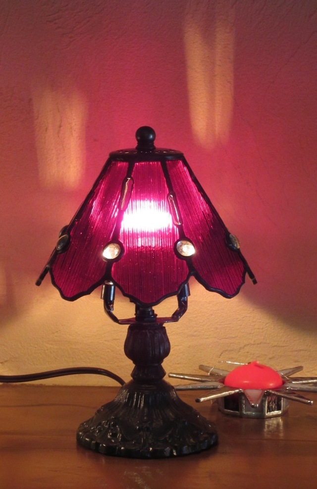 Bordeaux lamp