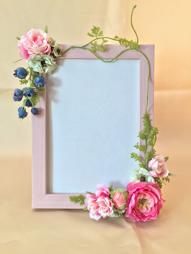 Photo frame ��ranunculus��