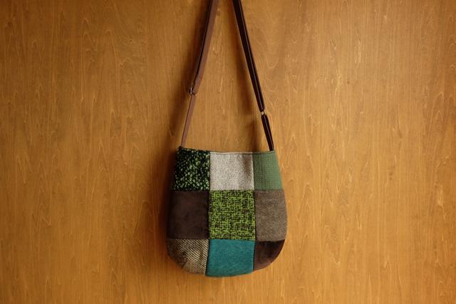 Patti-bag��S��  green mix