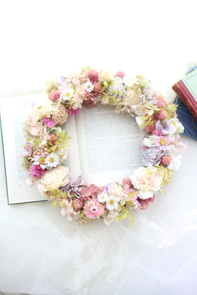 welcome wreath #121 [���եȡߥ꡼����...