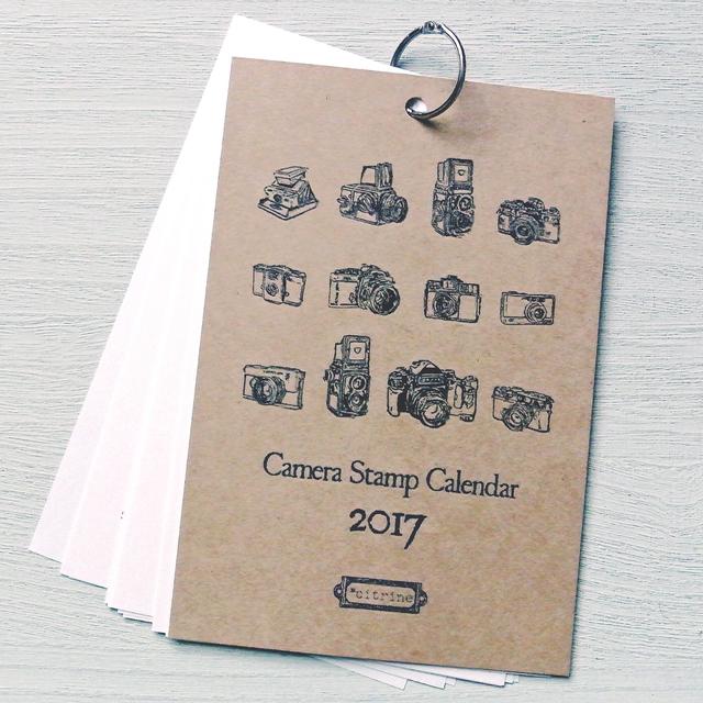 ������̵����Camera Stamp Calendar 201...