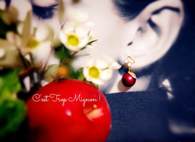 Good Harvest/秋りんご、とれました