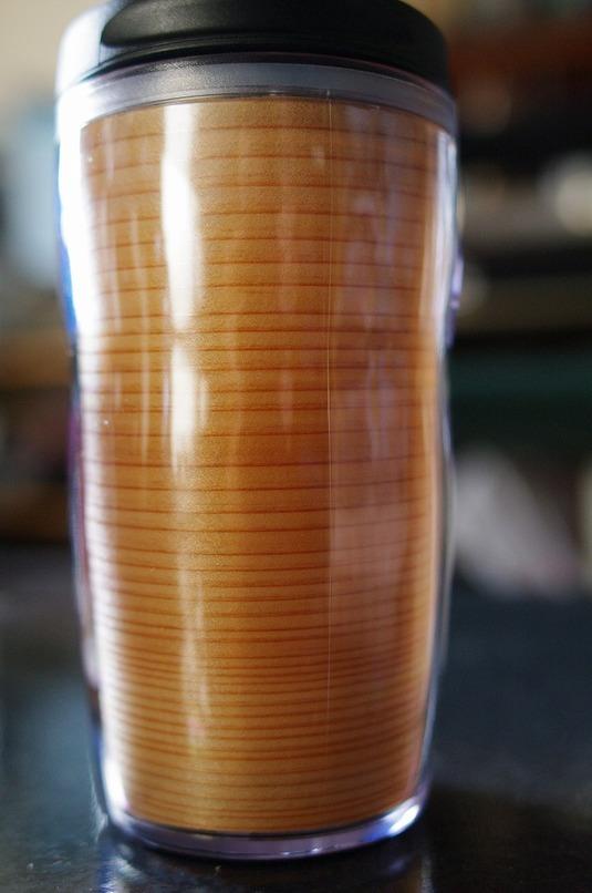 Akita cedar wood  Coffee tumbler (Sid...