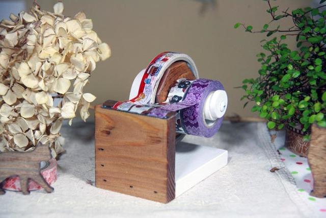 白壁風、プチ楽セロマスキングテープカッター