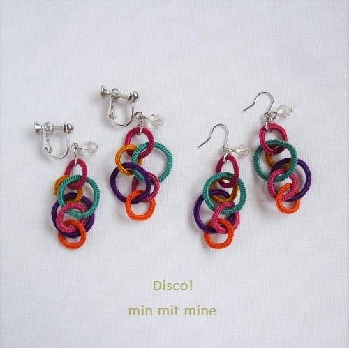 Disco! �Ĥʤ���<+accent>�ԥ���/�����...
